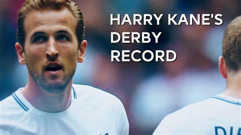 Harry Kane s London derbies scoring record: The numbers ...