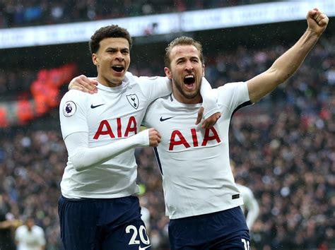 Harry Kane the hero as Tottenham beat Arsenal in one of ...