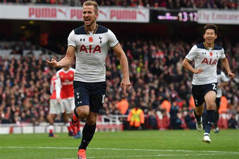 Harry Kane: This is how it felt to score against Arsenal ...