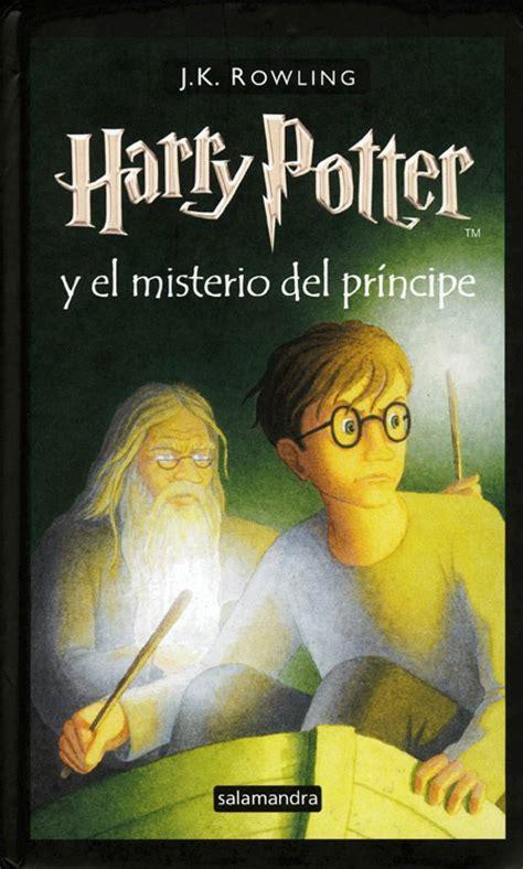 Harry potter y el principe mestizo  PDF   J.K Rowling