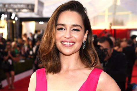 Has Game of Thrones  Emilia Clarke fallen for London s ...