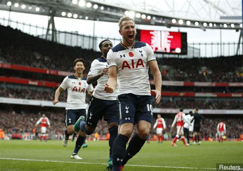 Has Tottenham s Harry Kane become Arsenal s new Didier Drogba?