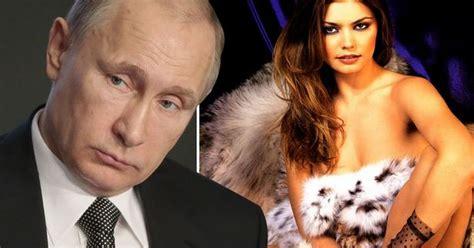 Has Vladimir Putin s girlfriend given birth? Gymnast Alina ...