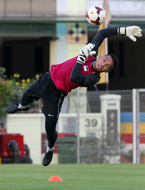 Hassan named as one of world s top 20 goalkeepers | The ...