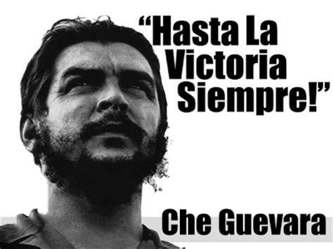 Hasta La Victoria Siempre: Che Guevara Wallpapers