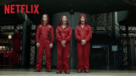 Haus des Geldes – Teil 2 | Offizieller Trailer | Netflix ...