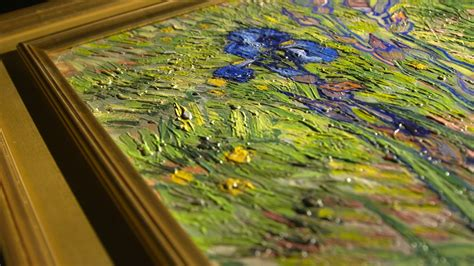 Have You Ever Wanted to Touch a Van Gogh Painting? Well ...