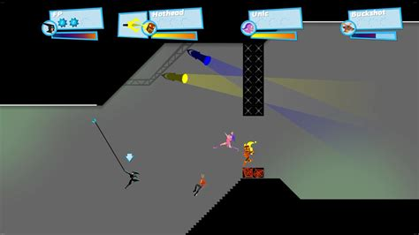 Have You Played… SpeedRunners? | Rock Paper Shotgun