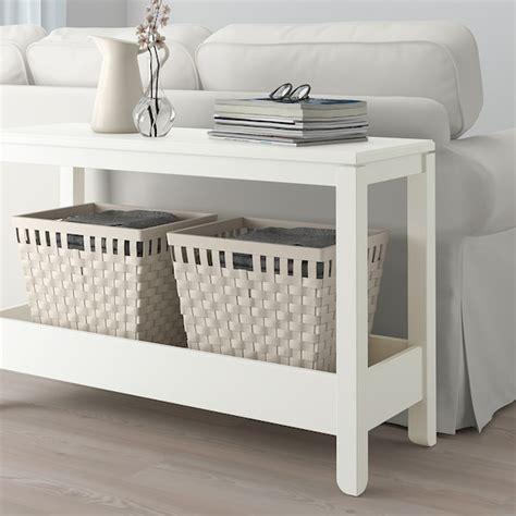 HAVSTA Consola   blanco   IKEA