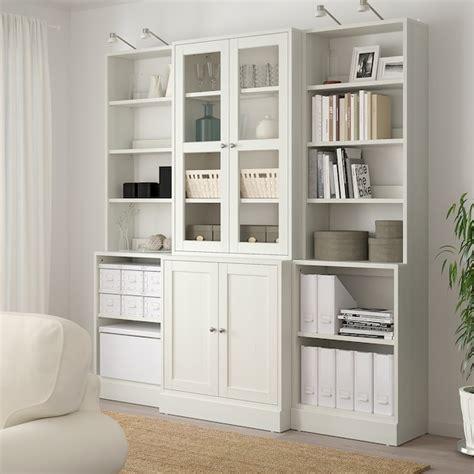 HAVSTA Vitrina   blanco   IKEA
