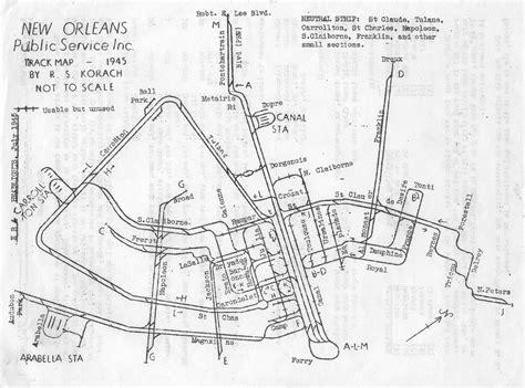HawkinsRails   New Orleans Streetcars