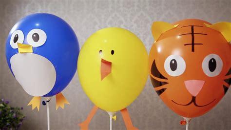 Haz globos de animales para decorar fiestas infantiles ...