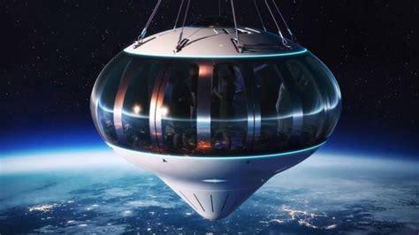 Haz turismo en el Espacio por 125.000 euros en globo   AS.com