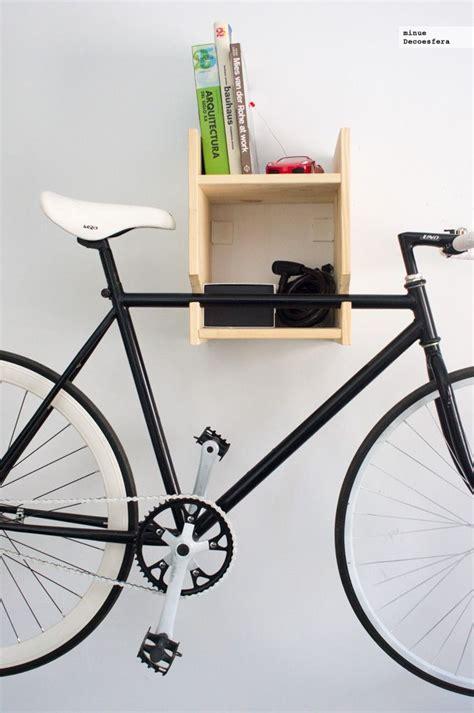 Hazlo tú mismo: una estantería para colgar la bici | Como ...