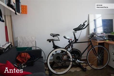 Hazlo tú mismo: una estantería para colgar la bici ...
