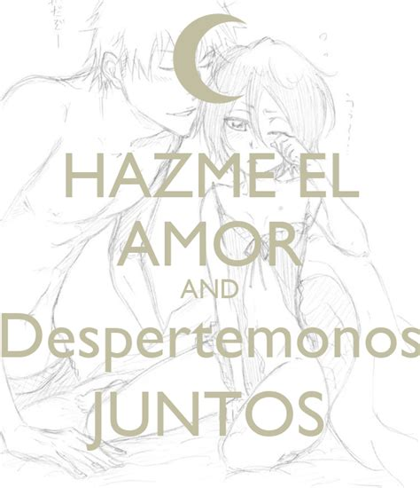 HAZME EL AMOR AND Despertemonos JUNTOS Poster | lany chan ...