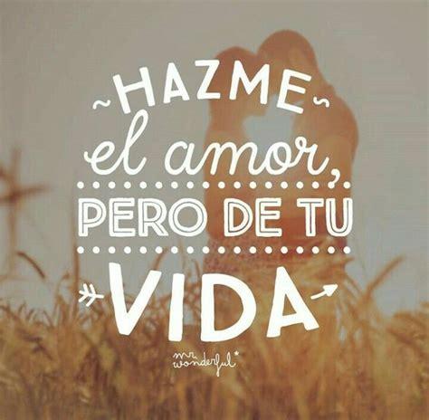 Hazme el amor pero de tu vida #mrwonderful | mr wonderful ...