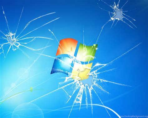 HD Cracked Broken Screen Windows Wallpapers HD 1080p Full ...