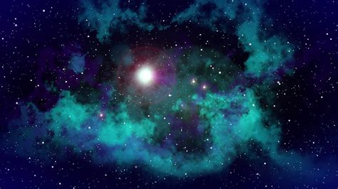 HD Space Scene  Blue_Space    Free M.G Stock Footage   YouTube