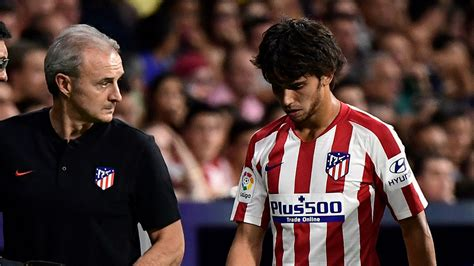 He has to keep improving    Simeone wants more from Joao ...