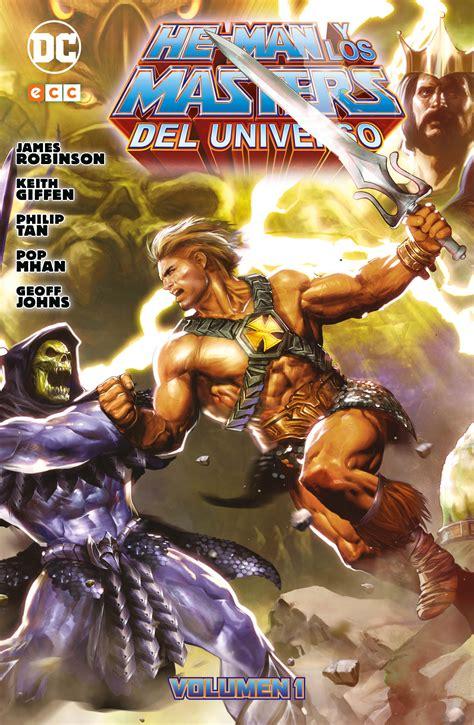 He Man y los Masters del Universo vol. 01   ECC Cómics