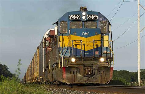 Head on   Trains Magazine