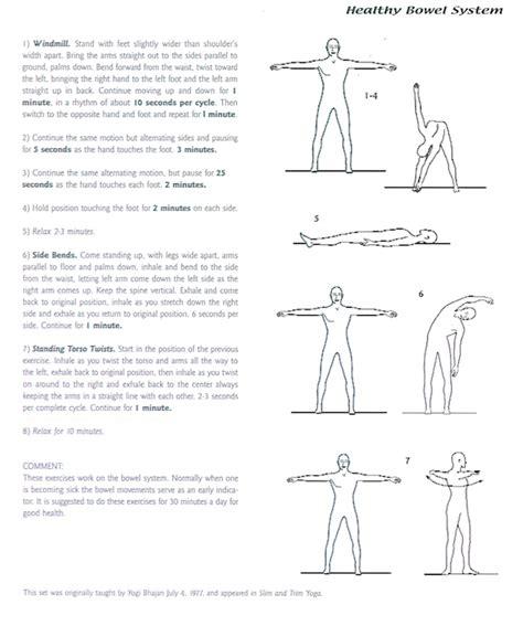 Healthy Bowel System Kundalini Yoga Kriya   Mind, Body ...