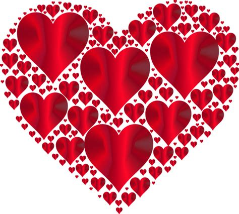 Heart Hearts 3 Love · Free vector graphic on Pixabay