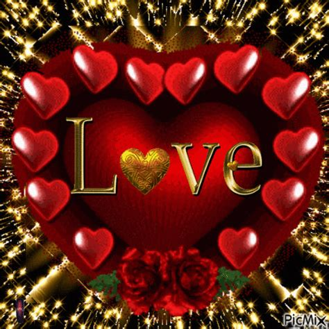 Heart Love Gif Pictures, Photos, and Images for Facebook ...