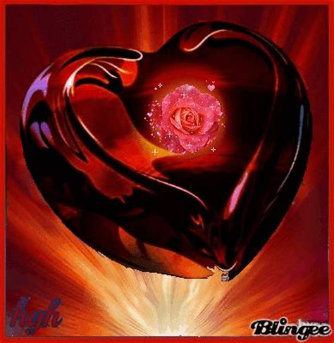 .Heart of the rose, rose of the heart   Heart wallpaper ...