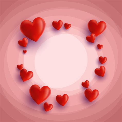 Hearts background   Download Free Vectors, Clipart ...