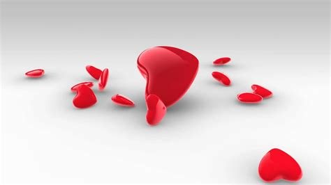 hearts_www.istockplus.com   Free falling hearts animation ...