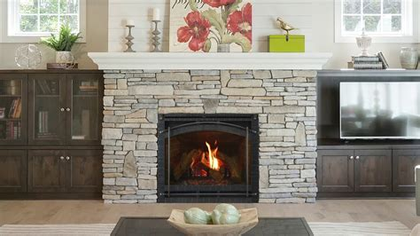 Heat & Glo 6000/8000 Series Gas Fireplaces   YouTube