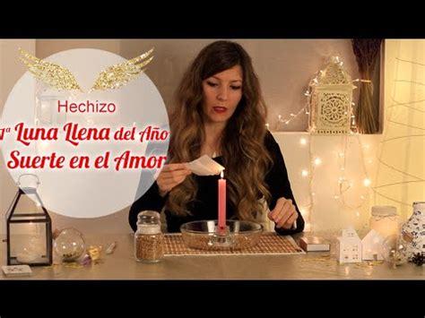 Hechizo de AMOR Primera LUNA LLENA del Año   YouTube