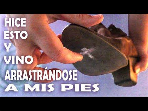 Hechizo del Zapato para Dominar Amarre de Amor Poderoso ...