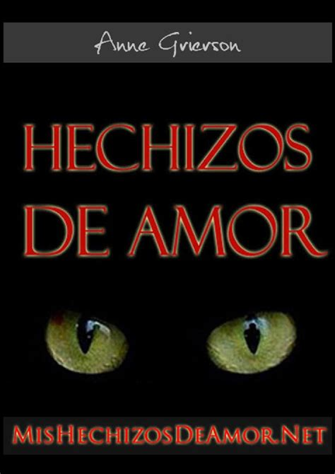 Hechizos De Amor PDF, Libro por Anne Grierson | Hechizos ...
