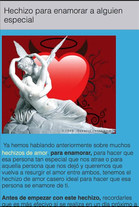 Hechizos y Amarres de Amor   Android Apps on Google Play