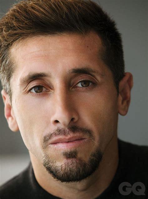 Hector Herrera ahora es modelo de revista | Actualidad ...