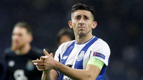 Héctor Herrera and Julen Lopetegui rendezvous in Porto ...