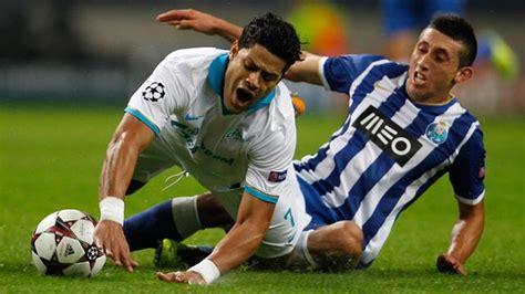 Hector Herrera bekommt Rekordplatzverweis in der Champions ...