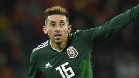 Hector Herrera out for Mexico friendlies vs. Iceland, Croatia
