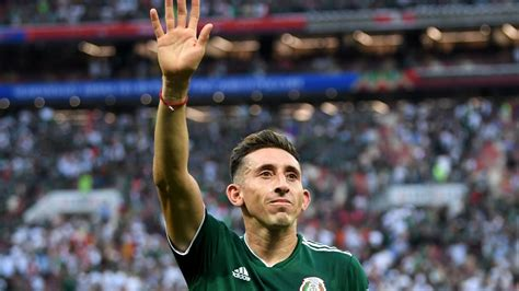 Hector Herrera quietly drives Mexico while Hirving Lozano ...