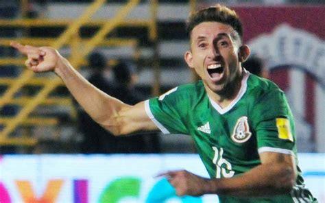 Héctor Herrera se sometió a una cirugía y ¡regresó con ...