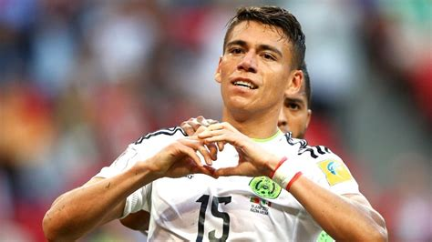 Hector Moreno a doubt for Mexico s Confed Cup crunch game ...