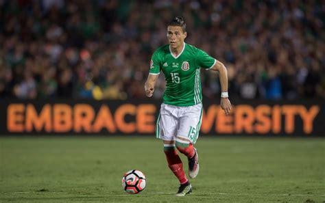Héctor Moreno es duda para enfrentar a Costa Rica