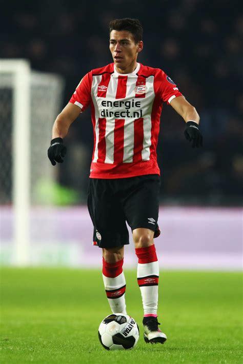 Hector Moreno in PSV Eindhoven v SC Heerenveen ...