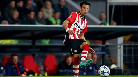 Hector Moreno will  hopefully  not be booed, says PSV boss ...