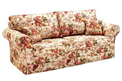 heine home Sofa mit Hussenbezug, Mit ausziehbarem ...