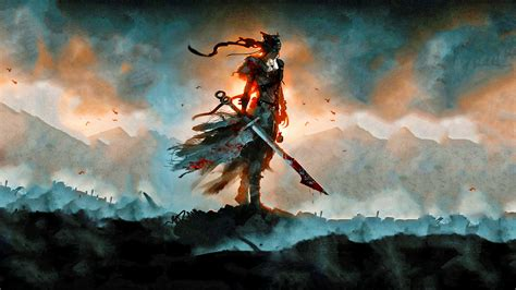 Hellblade: Senua s Sacrifice HD Wallpaper | Background ...