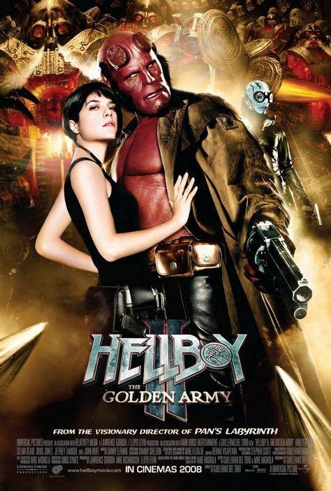 Hellboy 2. USA  Guillermo del Toro, 2008 . Tras la ruptura ...